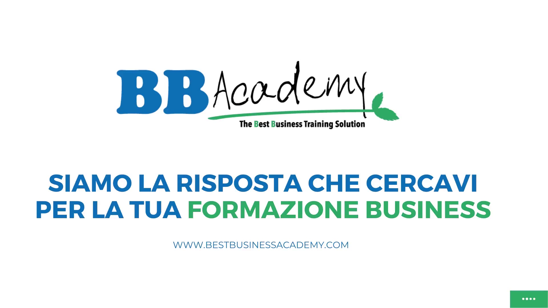 Entra in BB Academy